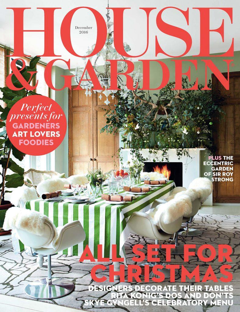 House & Garden December 2016